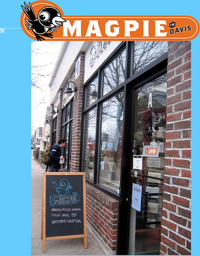 Step Inside Magpie