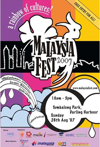 MFest 2007 Poster