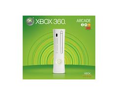 New Xbox 360 Arcade box