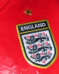 England Away Strip 2006-8