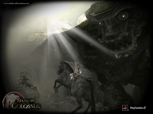 Wallpaper Shadow Of The Colossus