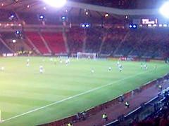 Scotland Vs USA at Hampden Park