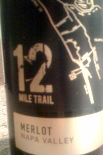 12 Mile Merlot