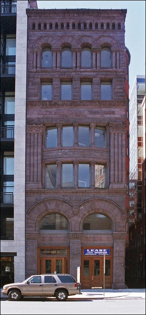 National Union building