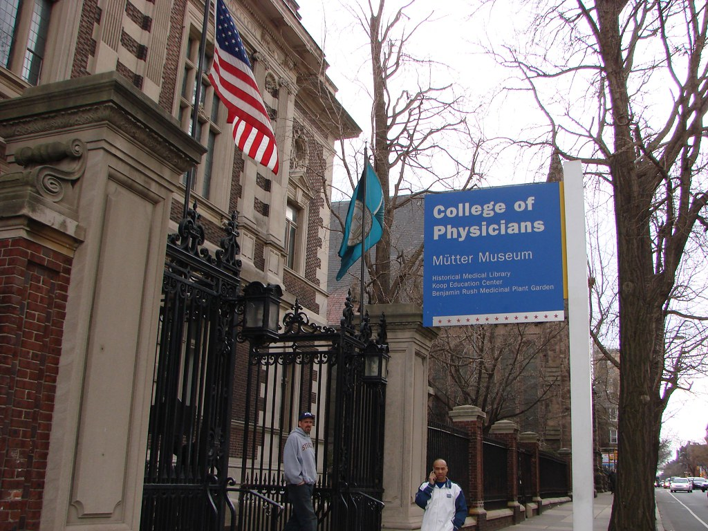 Mutter Museum  MapQuest Discover