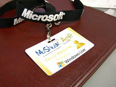 Mashup Camp, brought to you by MSFT