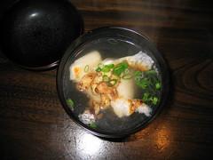 鶏がらスープの雑煮