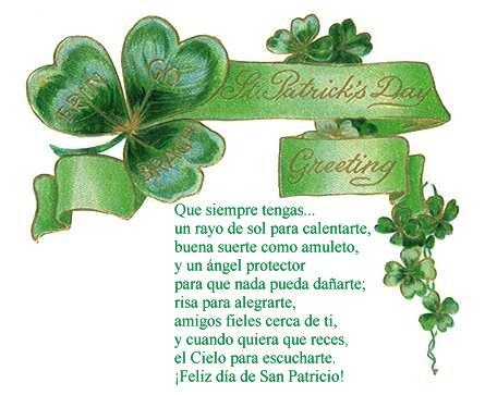 San Patricks day