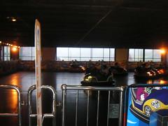 Dashing cars