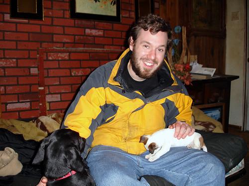 the puppies love katsumi