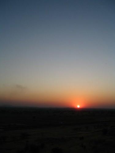 Sunset @ I