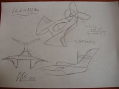 Kalammaris (Proyecto anfibio-volador)