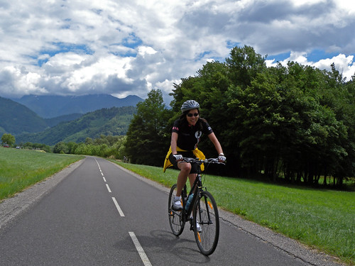Annecy to Albertville Bike path