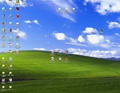[桌面相關] 整理桌面必備軟體,還你一個乾淨整潔的環境 - Fences 3390343888_dec0df3f8a_m