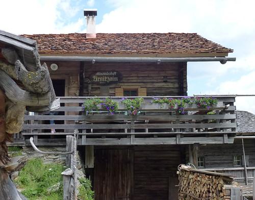 Arnitz Alm, Virgental