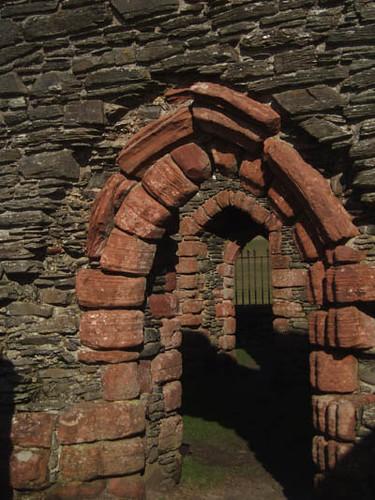 Skipness Chapel gate