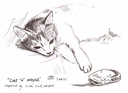 Cat-N-Mouse (Apr 2006)
