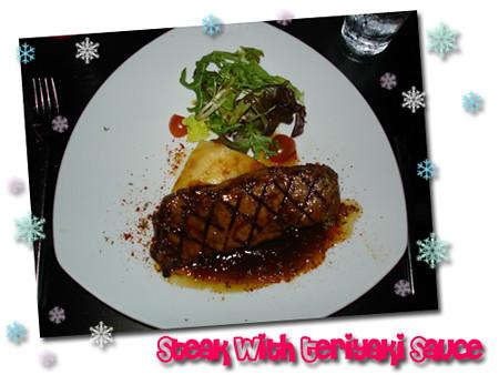 steak!!!!