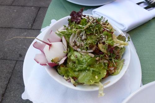 Weiden in der Oberpfalz Salat