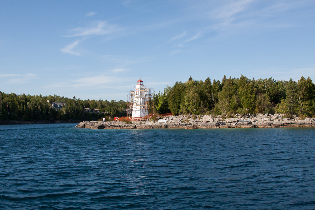 Lighthouse Tobermory