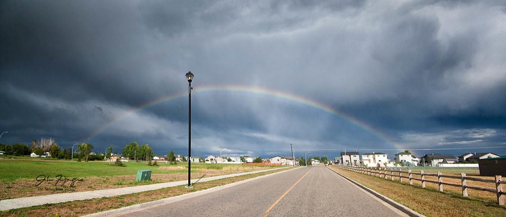 Scarlett Ranch Rainbow