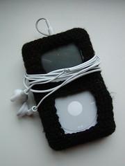 hæklerier til en iPod