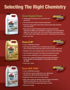 few comments from me also zerex coolant charts marketing and their conventional rh bobistheoilguy