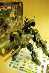 plastic robot 01