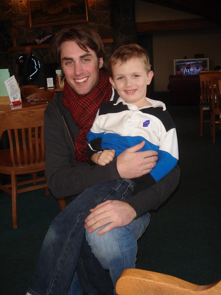 Ethan and Gustaf