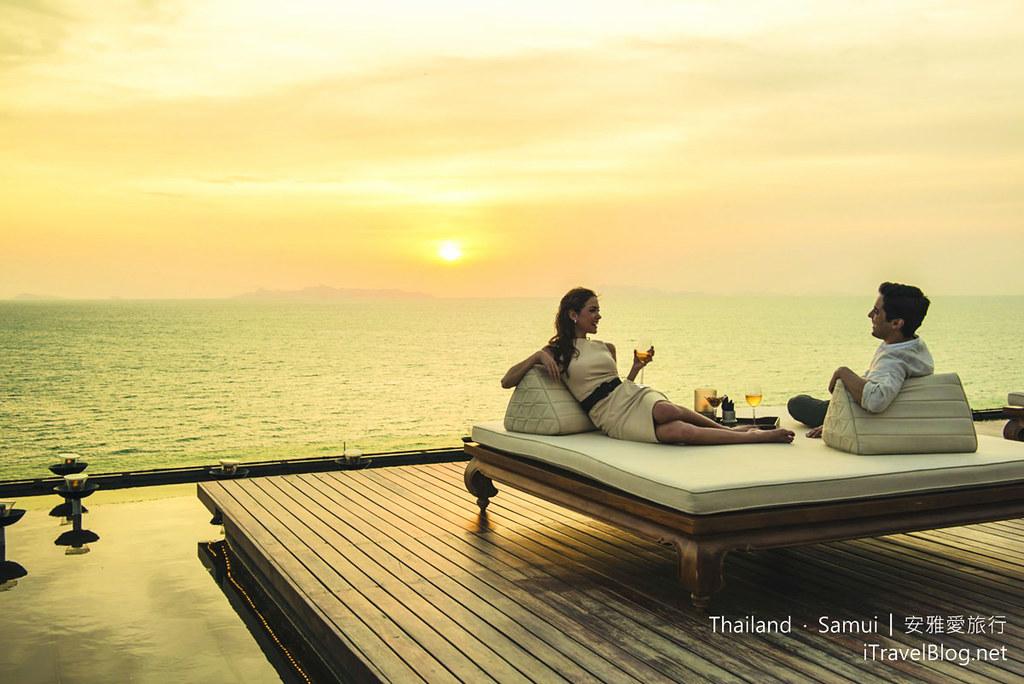 蘇美島酒店 InterContinental Samui Baan Taling Ngam Resort 53