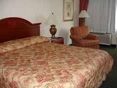 Hotel Room at Hilton Garden Inn, Pensacola Beach FL