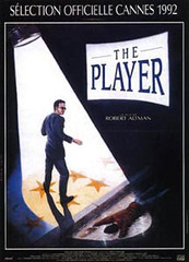 The Player French Poster