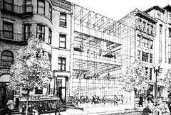 Boston Apple Store Design