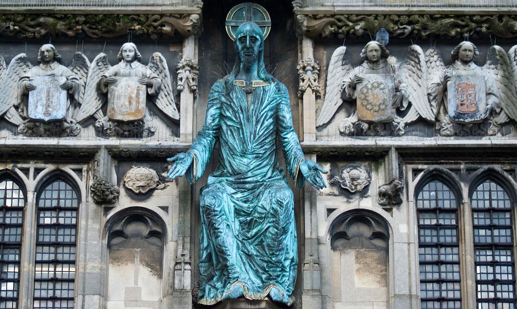 Christ #1  Canterbury