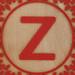 Block Letter Z