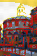 Sheldonian in Lego