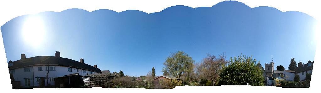 Headington panorama