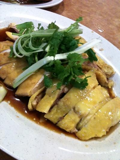 Kong Sai Chicken Rice