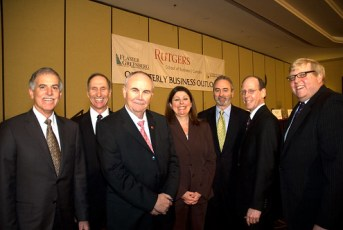 Rutgers School of Business Administration at Camden holds First Quarter 2010 Quarterly Business Outlook