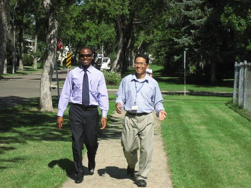 Patrick and Chinlong