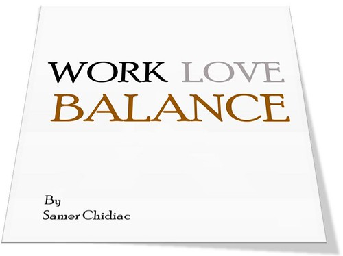 Work Love Balance Book