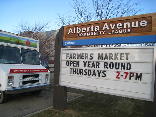 Alberta Avenue Farmers' Market