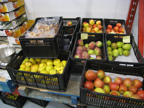 Fruit from Steve & Dan