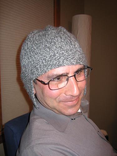 Mark's hat