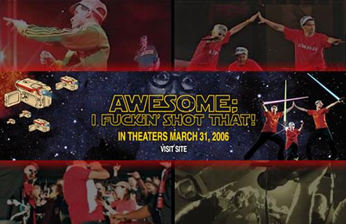 Beastie Boys Movie - Awesome: I Fuckin' Shot That!