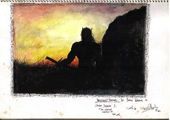1989 (Aug) Tangerine's Dream - Dream Sequence 1 - Elf Warrior 180705