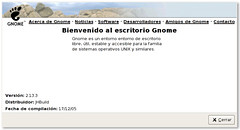 gnome cvs about