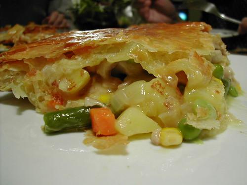 Pie innards