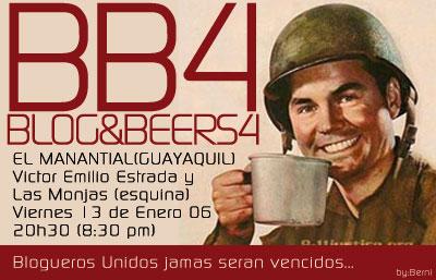 Blog & Beers 4