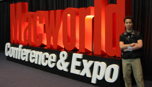 Macworld Expo 2003